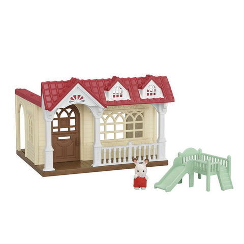 Sweet Raspberry Home Cottage Set