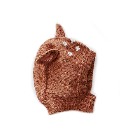 Animal Knit Hat- Bambi