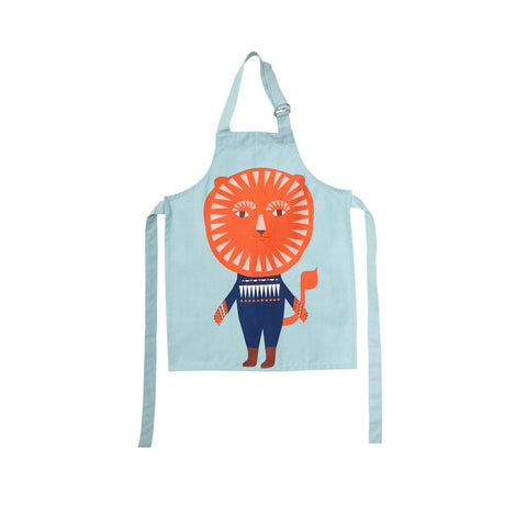 Lion Mini Kids Apron