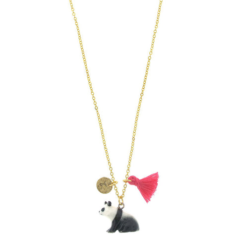 Lil' Critters Panda Necklace