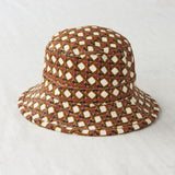 Lattice Bucket Hat