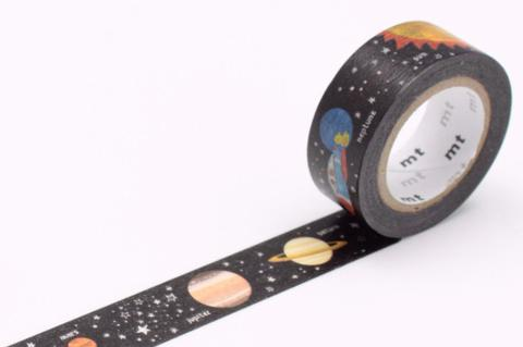 Washi Tape For Kids: Planets