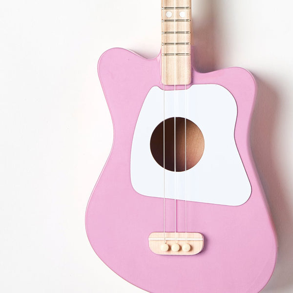 Loog Mini Guitar- Pink