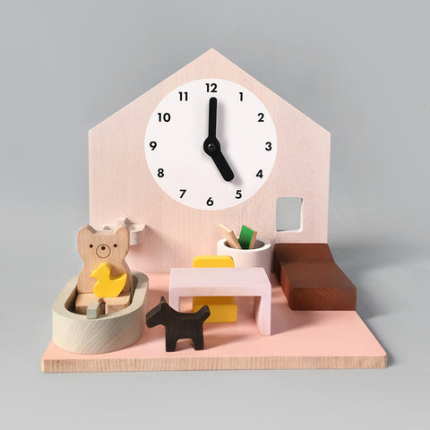 Make My Day Clock Play Set