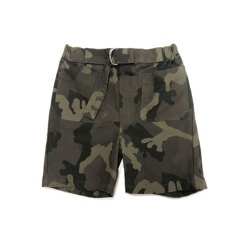 Calix D-ring Short- Camo