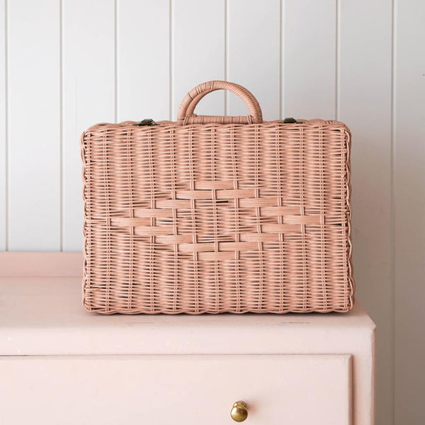 Toaty Trunk Case- Rose