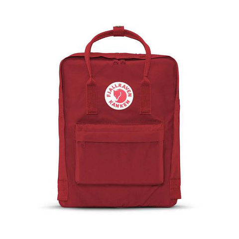 Fjallraven Mini Kanken Backpack - Ox Red
