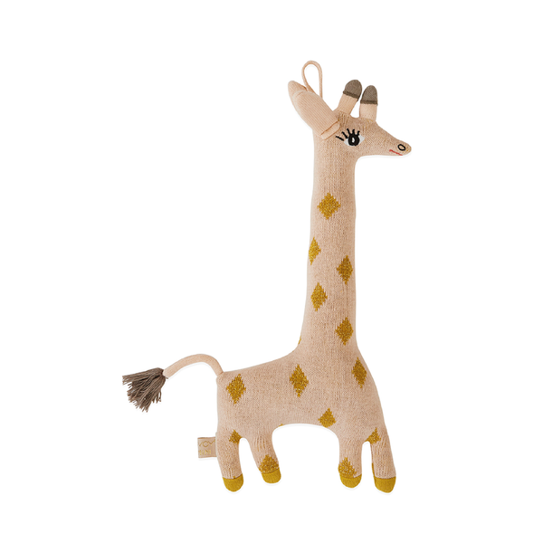 Baby Juggi Giraffe Cushion Doll