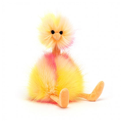 Sorbet Pompom Bird Doll- Small
