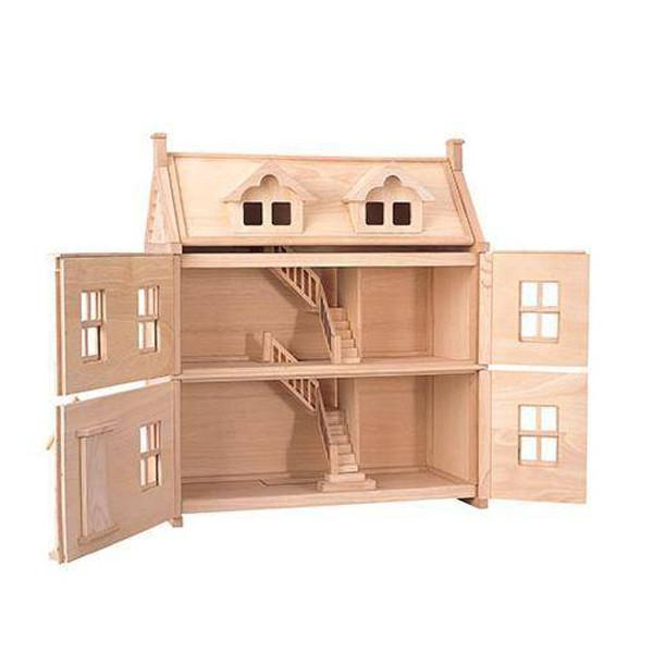 Victorian Wooden Dollhouse