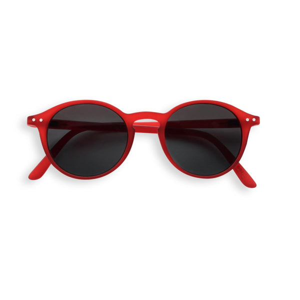 Paris Kids Sunglasses- Red #D
