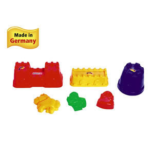 Outdoor Castle Set in Net Toys