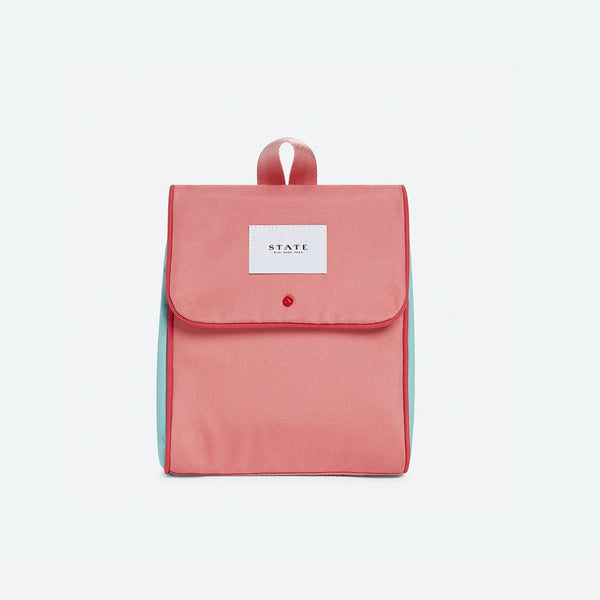Richmond Lunch Sack- Pink