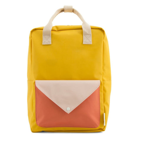 Large Envelope Bag - Warm Yellow