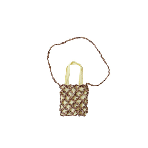 Brown Net Bag