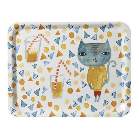 Cool Cat Tray