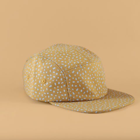 Kids Printed Hat by Pulp- Terrazzo