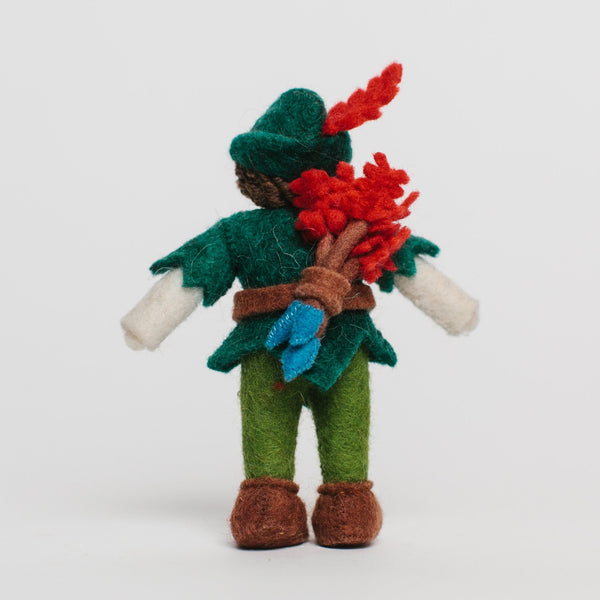 Wool Felt: The Young Loxely Toy