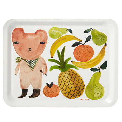 Fruit Bear Tray