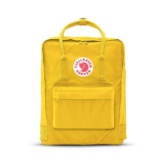 Fjallraven Mini Kanken Backpack - Warm Yellow
