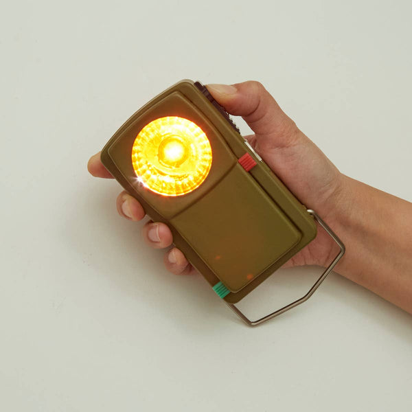 Adventure Morse Code Flashlight