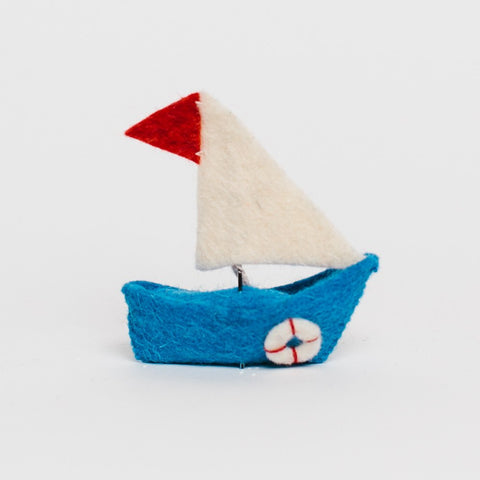 Wool Felt: Dayboat Dream Toy