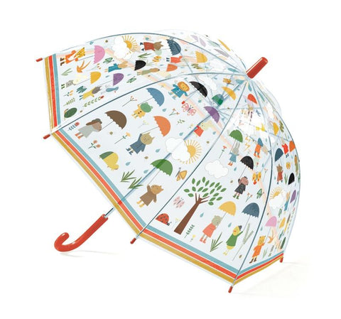 Children's Umbrella-Under the Rain