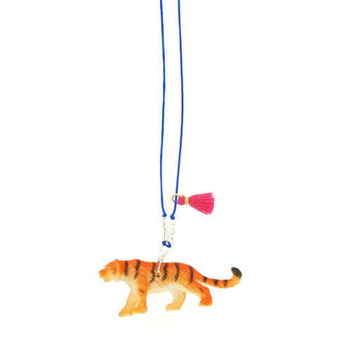 Baby Buddies: Tiger Necklace