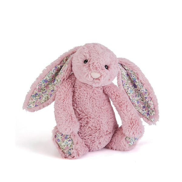 Bashful Tulip Floral Bunny- Medium