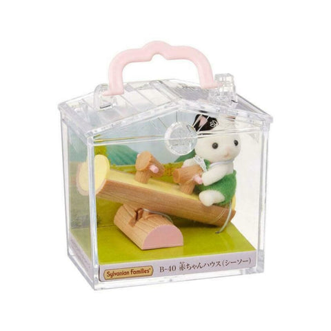 Calico Baby Mini Carry Case Set- Surprise Box