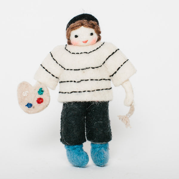 Wool Felt: Little Picasso Toy