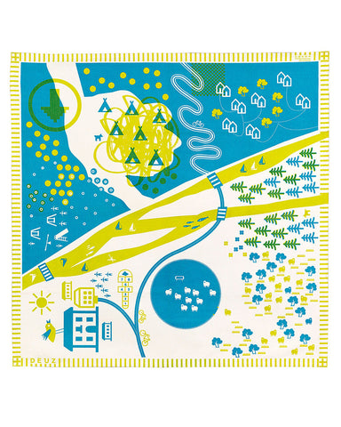 TAPIKIDS Playmat Rug - Nature