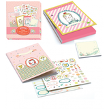 Rosalie Paper Stationery Set