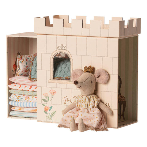 Princess on the Pea Mouse Set- Pink