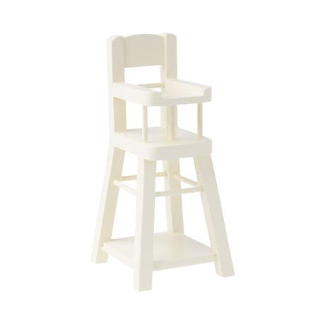 High Chair- Micro White