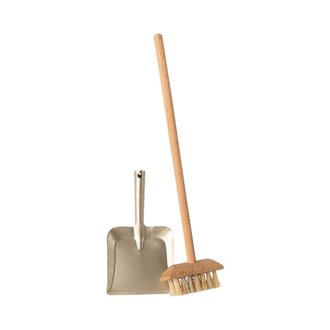 Doll Broom Set