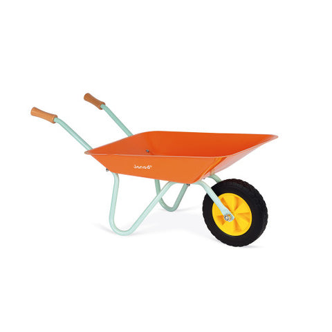 Metal Wheelbarrow Set
