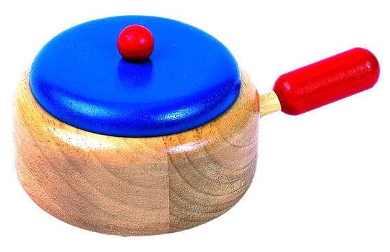 Wooden Pot and Casserole Set