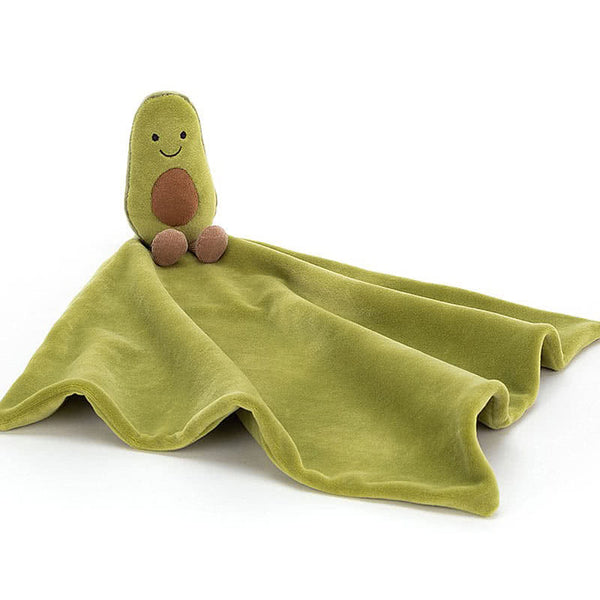 Amuseable Avocado Soother Blankie