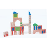 Bloc Ville Building Blocks Set of 40 Pieces