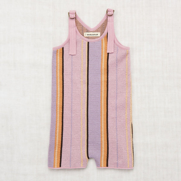 Kingston Bather- Soft Purple Stripe