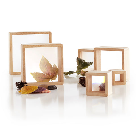 Magnification Blocks Set