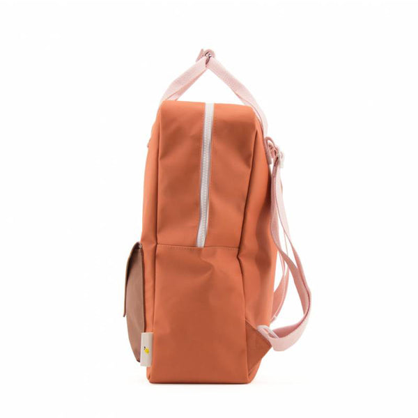Large Envelope Bag - Tangerine