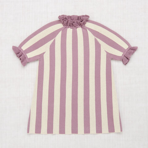 Circus Dress- Antique Mauve