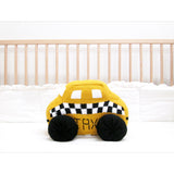 Taxi Baby Pillow