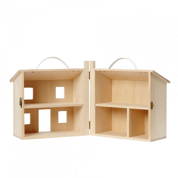 Holdie Wooden Doll House