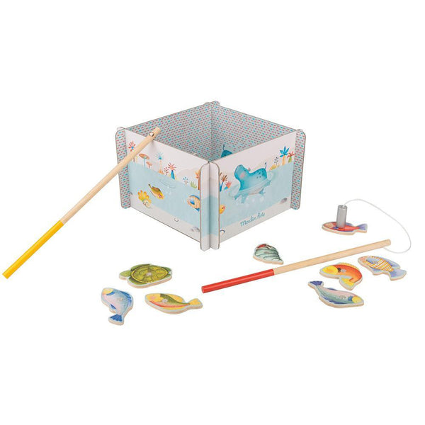 Olga Fishing Game Set