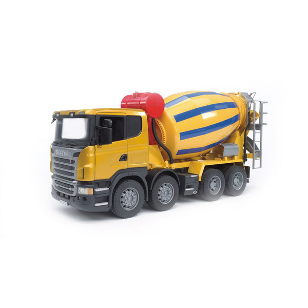 Scania R- Series Cement Mixer Truck