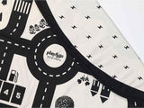 Play & Go Roadmap and Bolt Reversible Print Bag