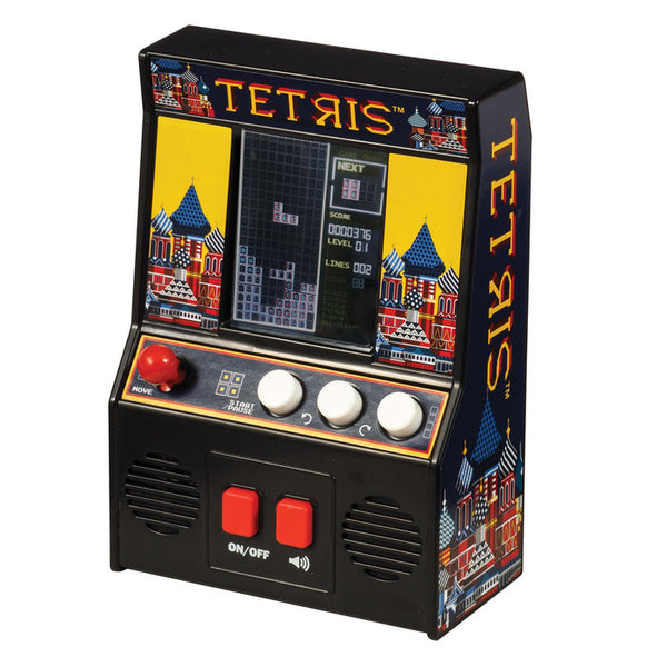 Retro Arcade Toy: Tetris